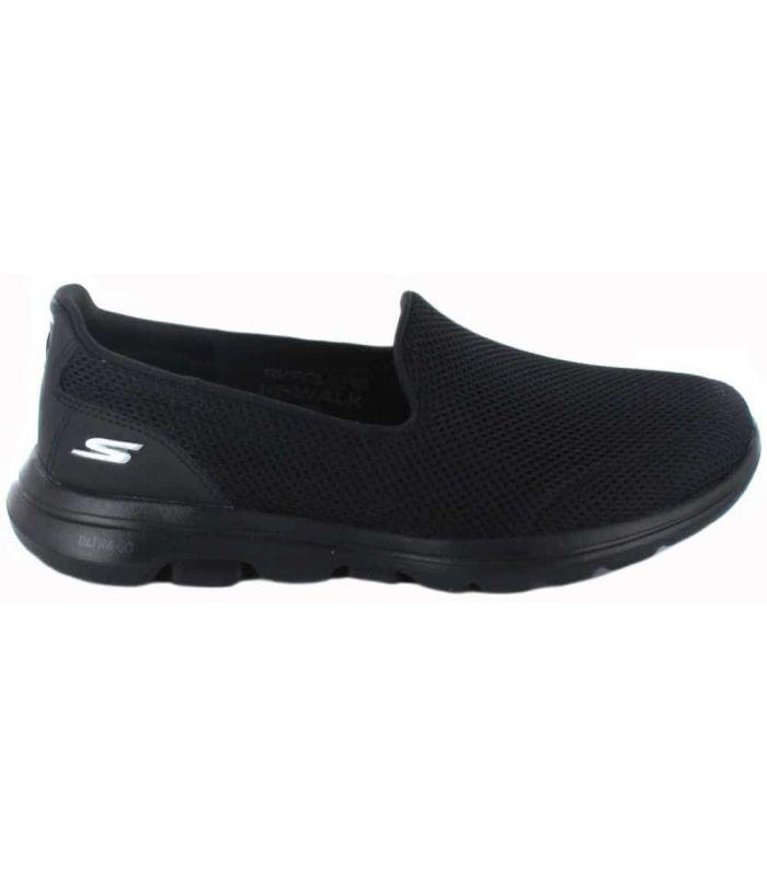 Skechers Go Walk 5 W Negro - Calzado Casual Mujer