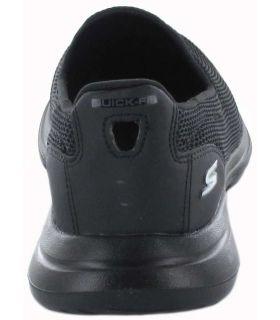Skechers Go Walk 5 W Negro Skechers Calzado Casual Mujer Lifestyle Tallas: 37, 38, 39, 40, 41; Color: negro