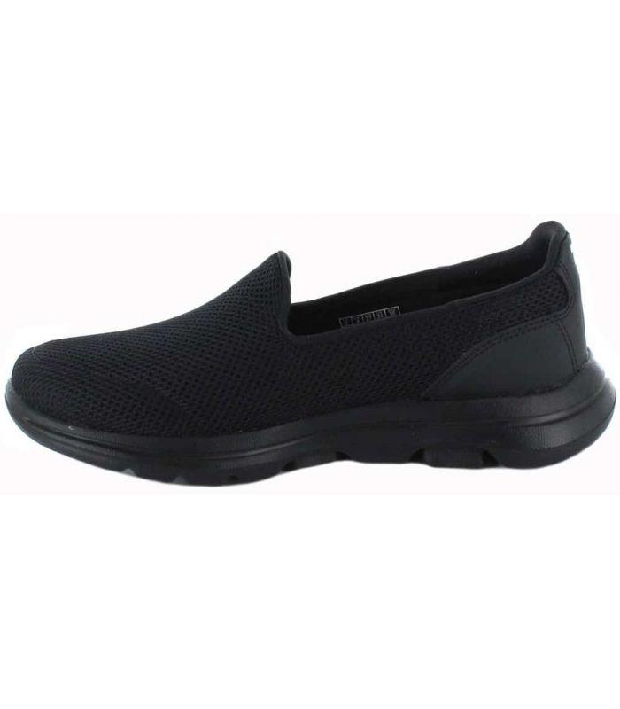 Skechers Go Walk 5 W Black - Casual Shoe Woman