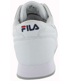 Row Orbit Low Wmn White Fila Shoes Women's Casual Lifestyle Sizes: 37, 38, 39, 40, 41; Color: white