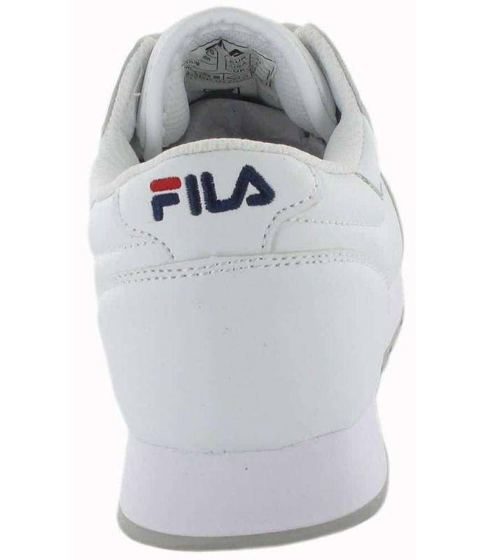 Row Orbit Low Wmn White - Casual Footwear Woman