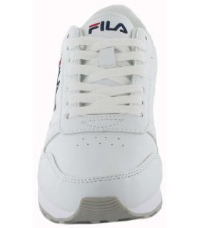 Calzado Casual Mujer - Fila Orbit Low Wmn Blanco blanco Lifestyle