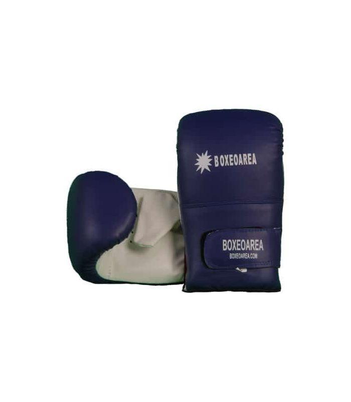 Gants De Sac De Boxe Punch 202 Bleu