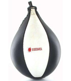 Punching - Pera - BoxeoArea Pera Boxeo Piel Blanco blanco Boxeo