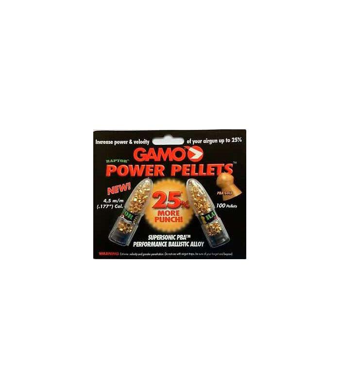 Gamo Balines Power Pellets 4,5 - Municion