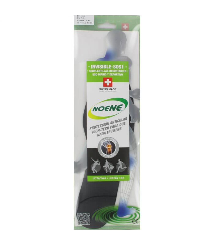 Insoles Noene Invisible SOS1