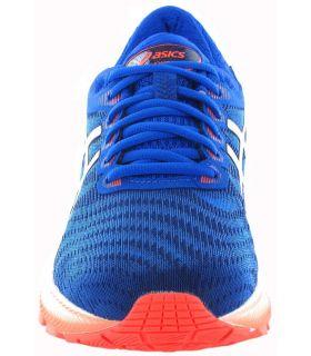 Asics Gel Nimbus 22 Bleu - Mens Chaussures De Course