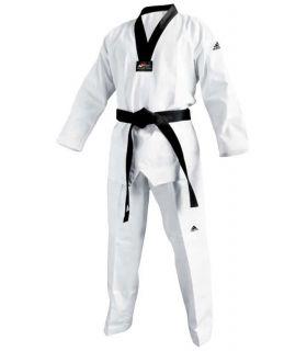Adidas Kimino Taekwondo Adichamp ll Adidas des Kimonos, Taekwondo, Taekwondo, Tailles: 150 cm, 160 cm, 170 cm, Couleur: blanc