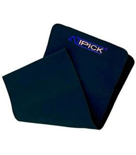 Faja Neopreno Fitness Ejercios Atipick Accesorios Fitness Fitness Color: negro