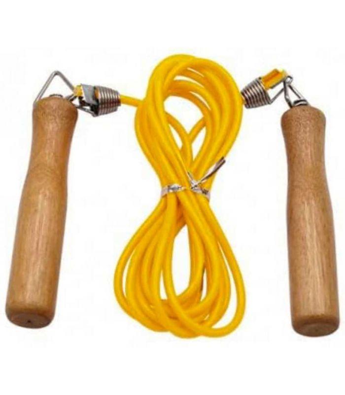 Comba PVC Amarillo Softee Combas Fitness Color: amarillo