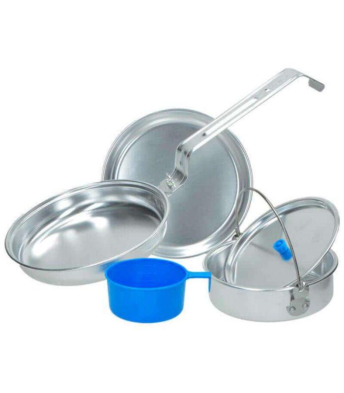Utensilios de Cocina - Fox Juego Utensilion De Lux gris Cocina