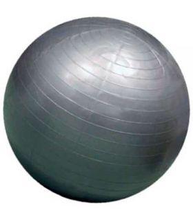 Pelota Gigante Flexi Gris 75 Cm Softee Accesorios Fitness Fitness Color: gris