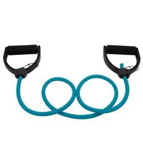 Expandeur de Luxe Poignées de la Densité de la Lumière Bleue Softee Accessoires de Fitness de Fitness Couleur: bleu