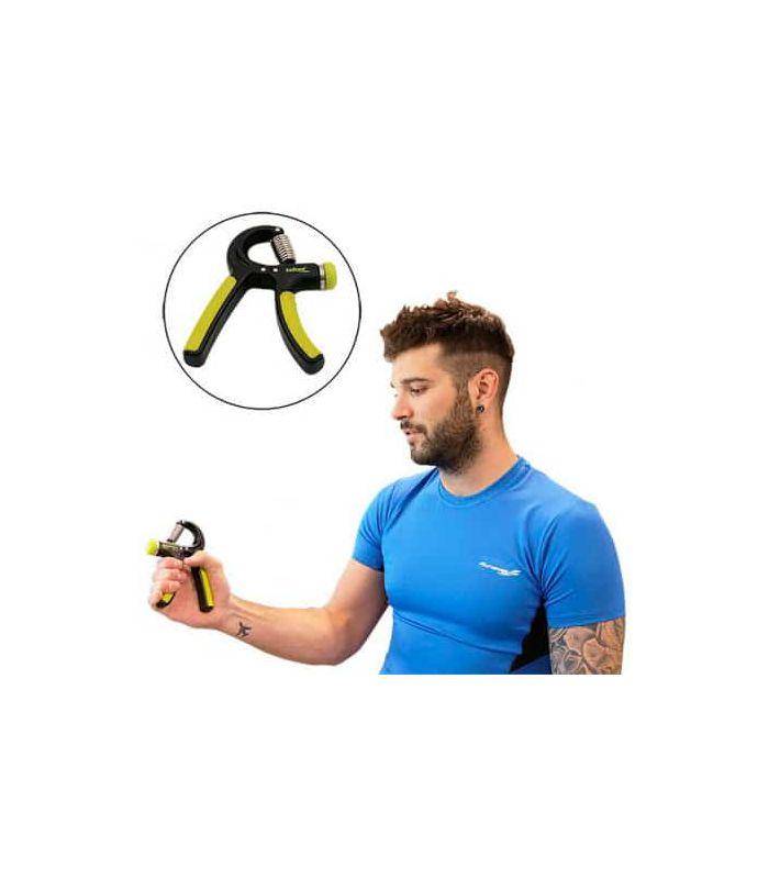 Accesorios Fitness - Softee Empuñadura Entrenamiento negro Fitness