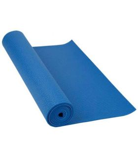 Softee Mat Pilates Yoga Deluxe 4mm Blue - Mats fitness