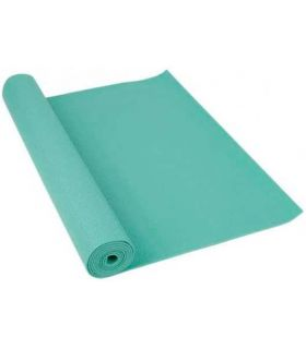 Softee Mat Pilates Yoga Deluxe 4mm Green Softee Mats fitness Fitness Color: green