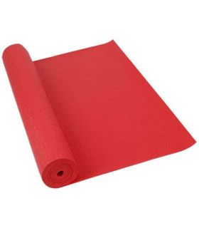 Softee Tapis de Pilates, de Yoga de Luxe 4mm Rouge Softee Tapis de fitness de Fitness Couleur: rouge