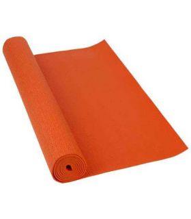 Colchonetas fitness - Softee Colchoneta Pilates Yoga Deluxe 4mm Naranja naranja Fitness
