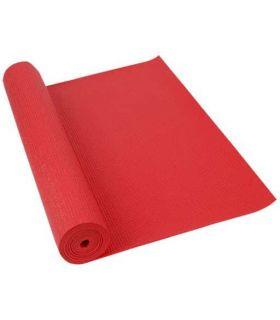 Colchonetas fitness - Softee Colchoneta Pilates Yoga Deluxe 6mm Rojo rojo Fitness