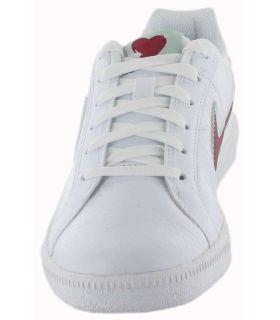 Calzado Casual Mujer - Nike Court Royale Vday W 100 blanco Lifestyle