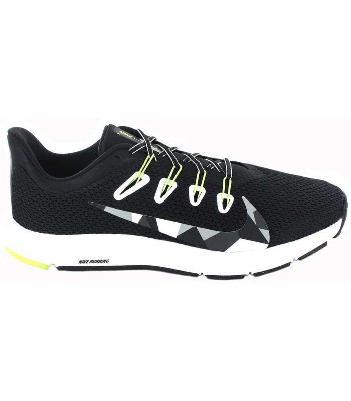Zapatillas Running Hombre - Nike Quest 2 009 negro Zapatillas Running