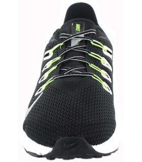 Nike Quest 2 009 Nike Zapatillas Running Hombre Zapatillas Running Tallas: 41, 42, 42,5, 43, 44, 44,5, 45; Color: negro
