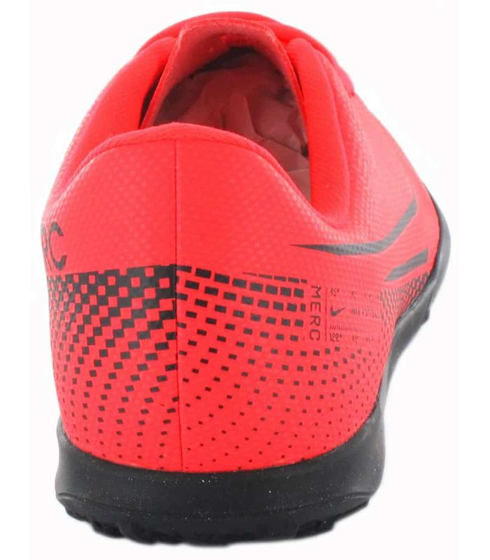 Calzado Futbol Junior - Nike Jr Vapor 12 Club GS rojo Calzado Futbol / Futbol sala