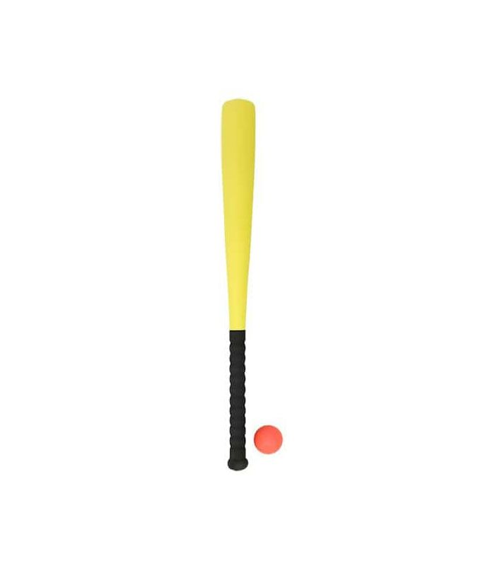 Bate Baseball Foam ball Yellow - Baseball