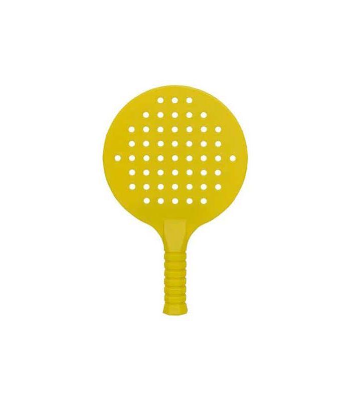 Pala Ping Pong Antivandalica Amarillo - Palas Tenis Mesa