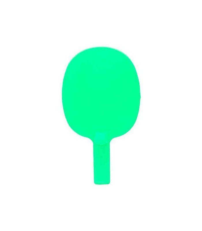 Pala Ping Pong PVC Verde - Zapatillas