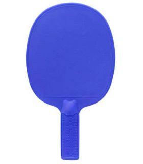 Pala Ping Pong PVC Azul Softee Palas Tenis Mesa Tenis Mesa Color: azul