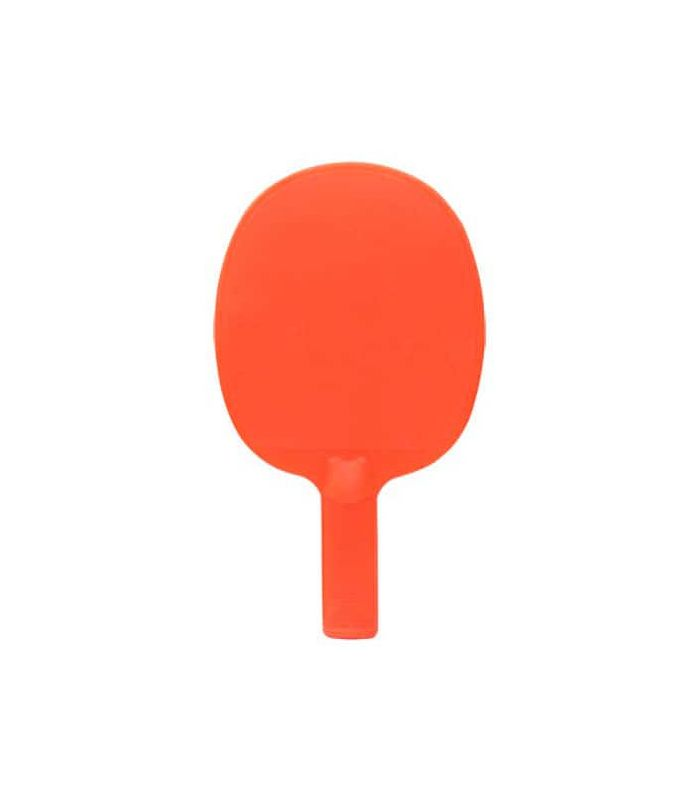 Pelle de Ping-Pong PVC Rouge Softee Lames de Tennis de Table de Tennis de Table Couleur: rouge
