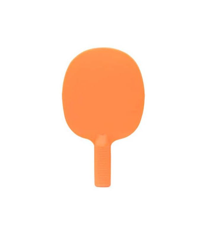 Pala Ping Pong PVC Naranja - Zapatillas