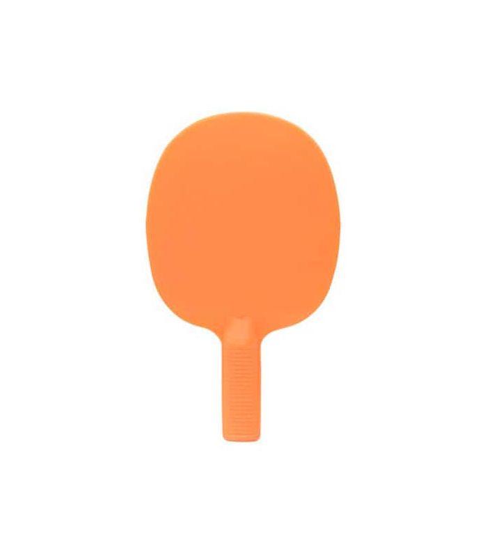 Pelle de Ping-Pong PVC Orange Softee Lames de Tennis de Table de Tennis de Table Couleur: orange
