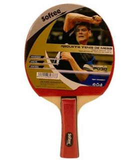 Shovel Ping Pong P030 Softee Blades Tennis Table Tennis Table Color: red