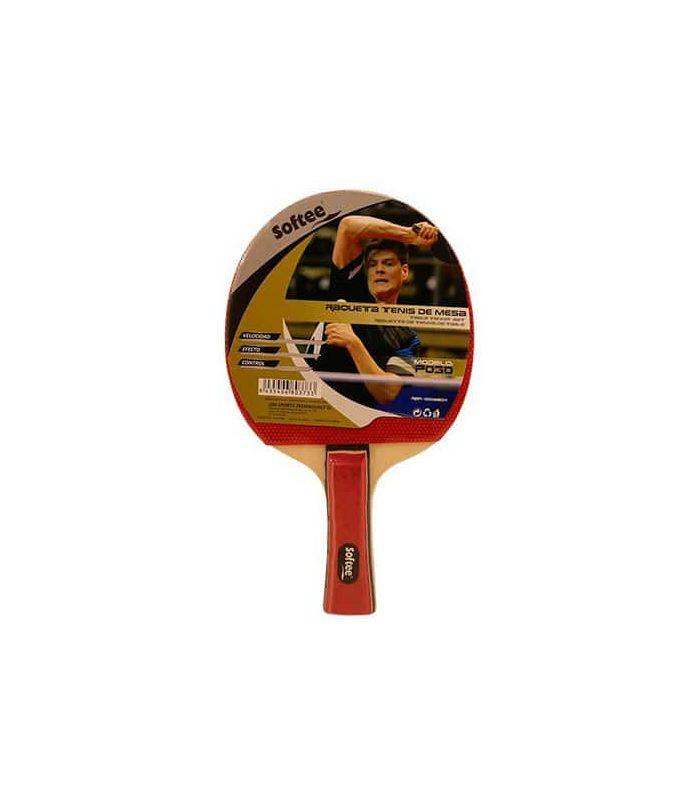 Palas Tenis Mesa - Pala Ping Pong P030 rojo Tenis Mesa