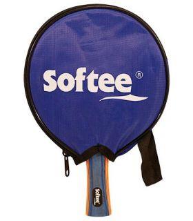 Pala Ping Pong P100 Softee Palas Tenis Mesa Tenis Mesa Color: rojo