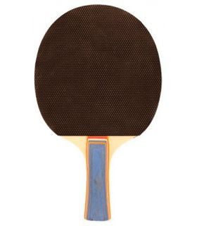 Pelle de Ping-Pong P100 Softee Lames de Tennis de Table de Tennis de Table Couleur: rouge
