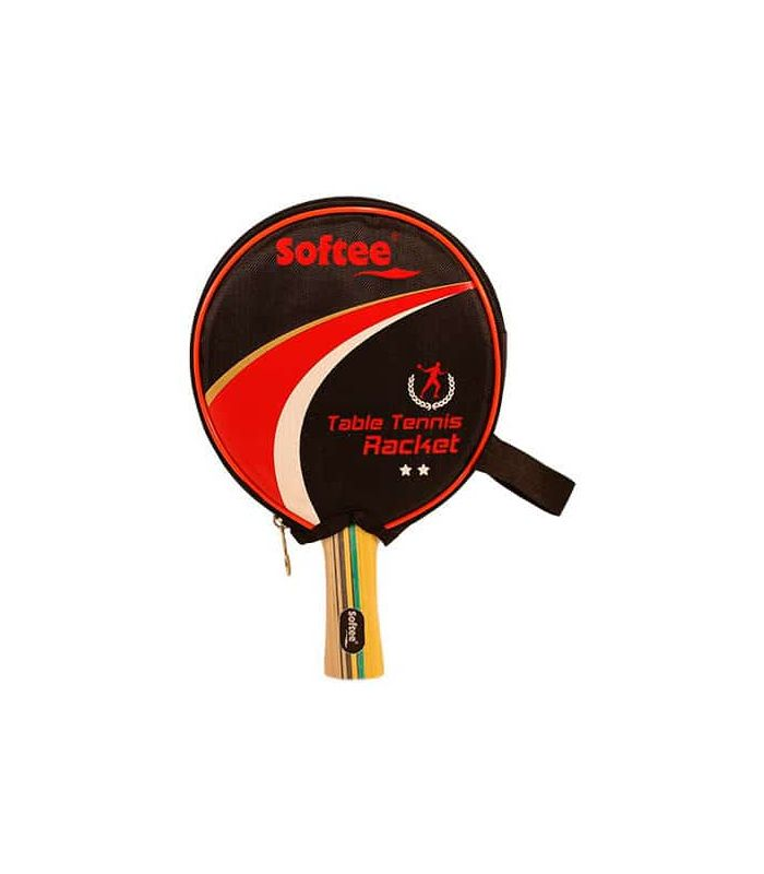 Palas Tenis Mesa - Pala Ping Pong P300 rojo Tenis Mesa