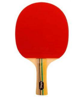 Pala Ping Pong P300 Softee Palas Tenis Mesa Tenis Mesa Color: rojo