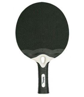 Pelle de Ping-Pong de l'Énergie Noire Sof Sole Lames de Tennis de Table de Tennis de Table Couleur: noir