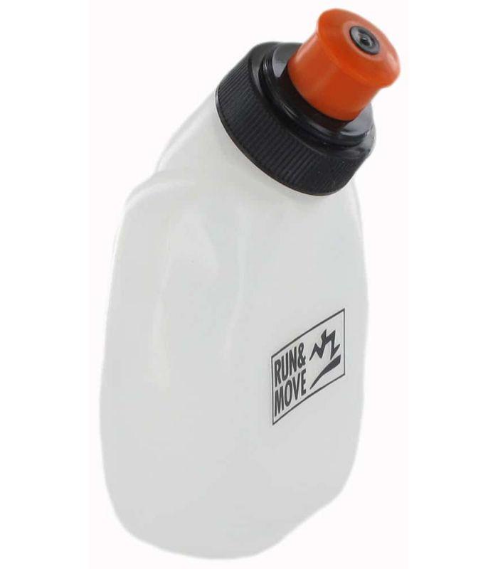 Depósitos de Hidratación - Run&Move 4 Flask Set blanco Hidratación Trail Running