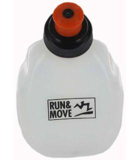 Run&Déplacer Flacon Ceinture de Trail 2.0 Et Déplacer les Dépôts de l'Hydratation l'Hydratation Trail Running Couleur: noir