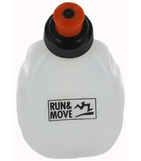 Run&Move Flask Belt Trail 2.0 Run & Move Deposits of Hydration Hydration Trail Running Color: black