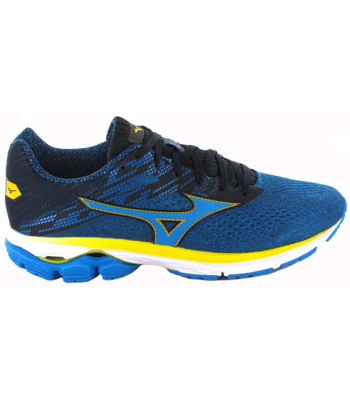 Mizuno Wave Rider 23 Blue Mizuno Running Shoes Man Running Shoes Running Sizes: 41, 42, 42,5, 43, 44, 44,5, 45