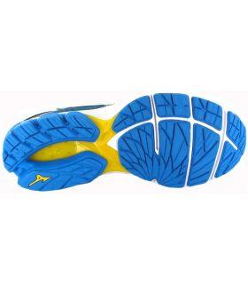 Mizuno Wave Rider 23 Azul Mizuno Zapatillas Running Hombre Zapatillas Running Tallas: 41, 42, 42,5, 43, 44, 44,5, 45