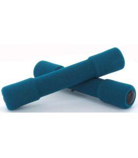 Pesas Neopreno 2x0,5 Kg Verde Softee Pesas - Tobilleras Lastradas Fitness Color: verde