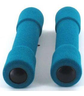 Poids en Néoprène 2x0,5 Kg Vert Softee Poids de la Cheville Inébranlable de Fitness Couleur: vert