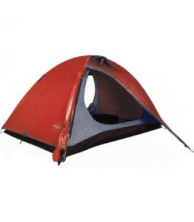 Inesca tent mountain outside