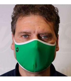 Inverse Mascarilla Protección Reutilizable Verde Inverse Mascarillas Deportivas Running Color: verde